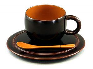 コーヒーカップ 古代溜
