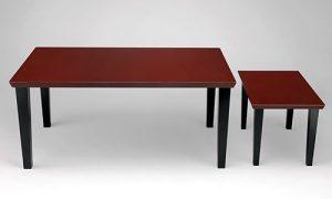 ダイニング/サイドテーブル 紅溜