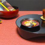 円粋卓+天代鉢