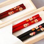 蒔絵箸 桜蒔絵