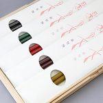 五色塗箸 金蒔絵パッケージ
