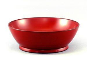 Bowl-HIragata Red