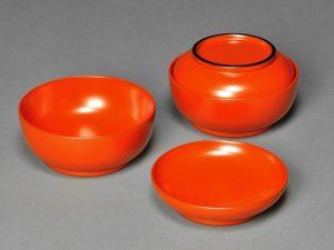 Dessert-wan (Dessert bowl)