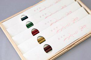 Chopsticks (Kanshitsu) 5 colors Package