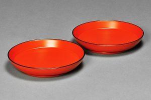 Small plate (Kayaku-zara)