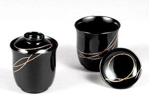 Kosuimono-wan (Soup cup)-Yanagi (Willow)
