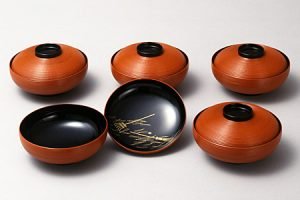"Nimono-wan (Bowl for boiled food) ""Takasago"""