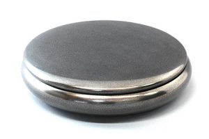 Candy Pot (Silver)