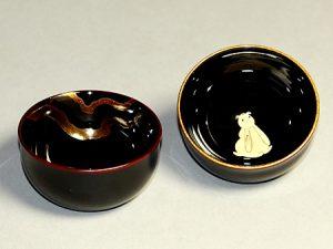 Guinomi (Sake cup) Hazori