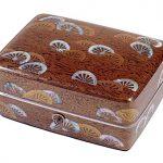 "Tebako (Cosmetic box) ""Katawaguruma"""