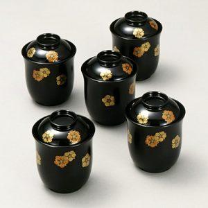 """Kosuimono-wan (Soup cup)- """"Umebachi"""""""