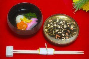 "Nimono-wan (Bowl for boiled food) ""Ichiyo-Raifuku"""