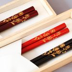Chopsticks, Chrysanthemum