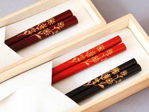 Chopsticks, Chrysanthemum