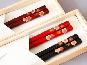 Chopsticks, Cherry blossoms