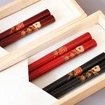 Chopsticks, Camellia
