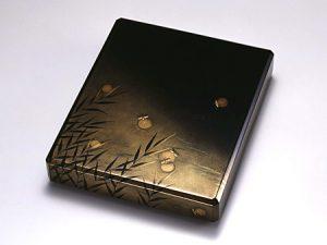 Suzuribako (Box for writing equipment) Fireflies